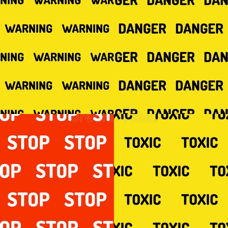 Символ реактора дыма печной трубы станции загрязнения безшовного вектора знака ядерной энергии предпосылки картины промышленный э бесплатная иллюстрация