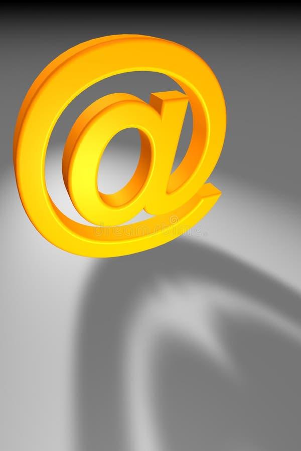 Download символ иллюстрация штока. иллюстрации насчитывающей почта - 82132