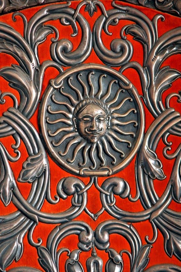 символ maradja Индии jodhpur стоковая фотография rf