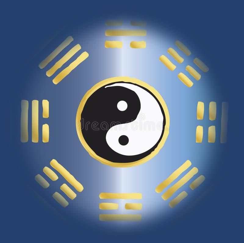 символ tao серии бесплатная иллюстрация