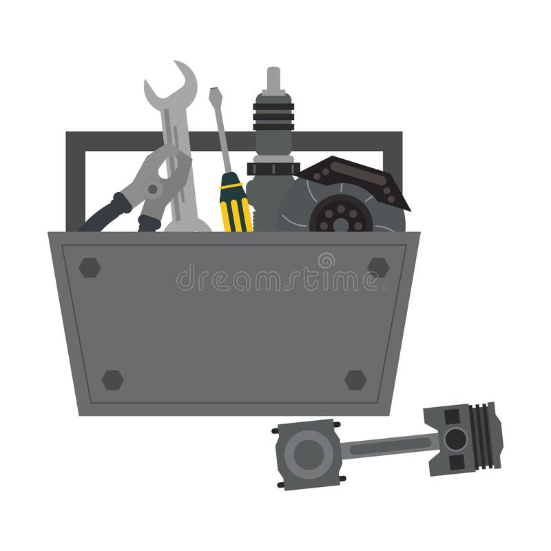 Символ toolbox механика бесплатная иллюстрация
