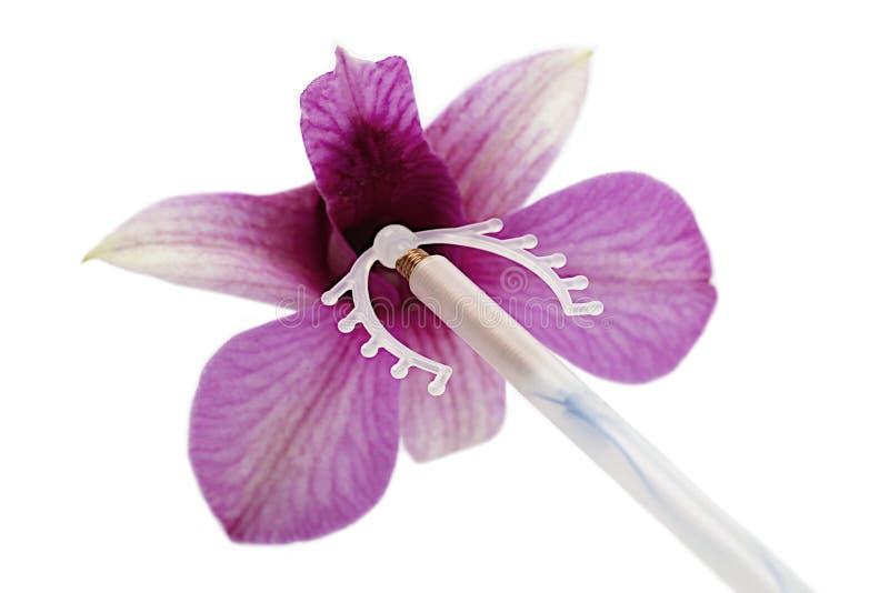 Символ изображения IUD стоковая фотография