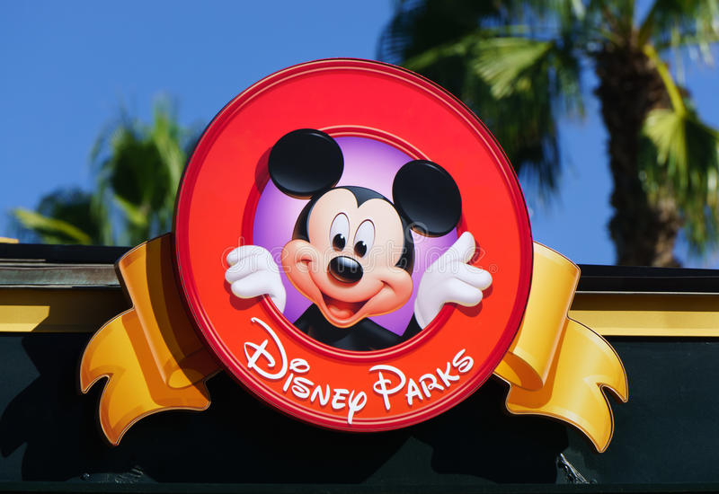 Символ мыши Mickey стоковое фото rf