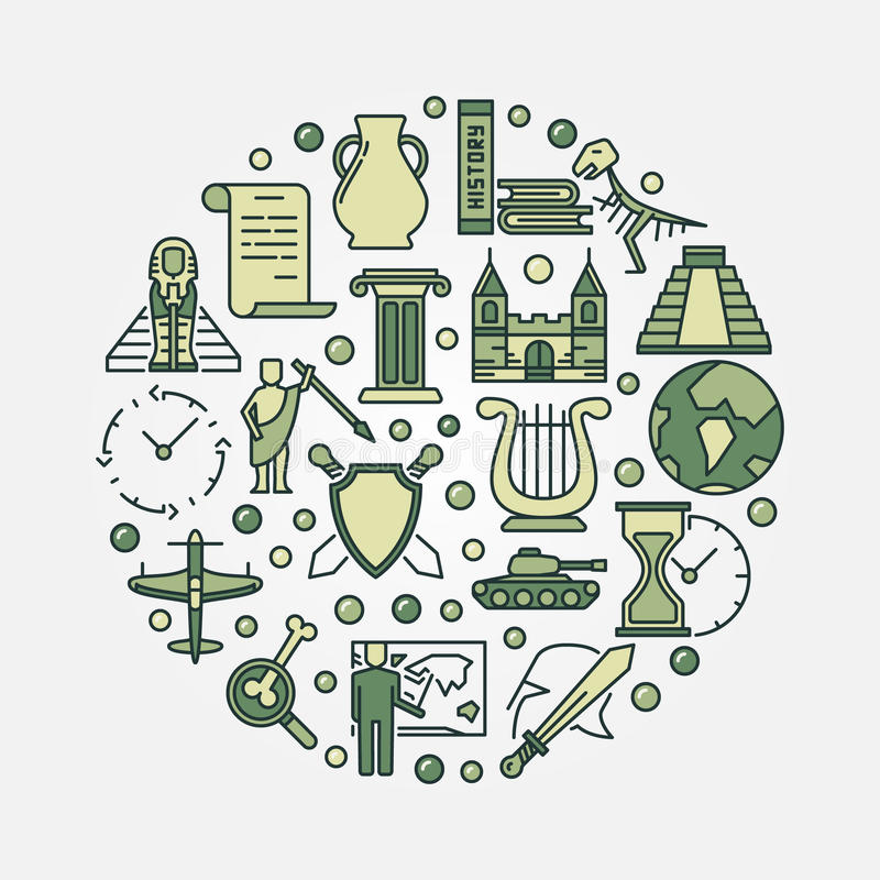 Картинки история символы