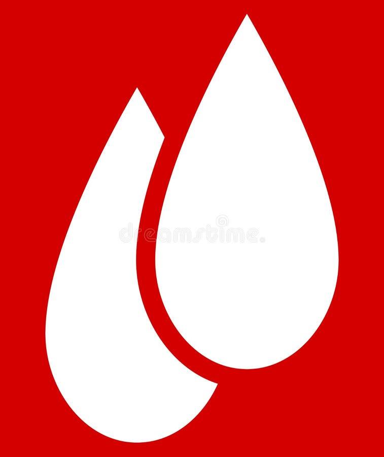 Download Символ падения крови, значок падения крови для концепций здравоохранения Иллюстрация вектора - иллюстрации насчитывающей элемент, банка: 81809669