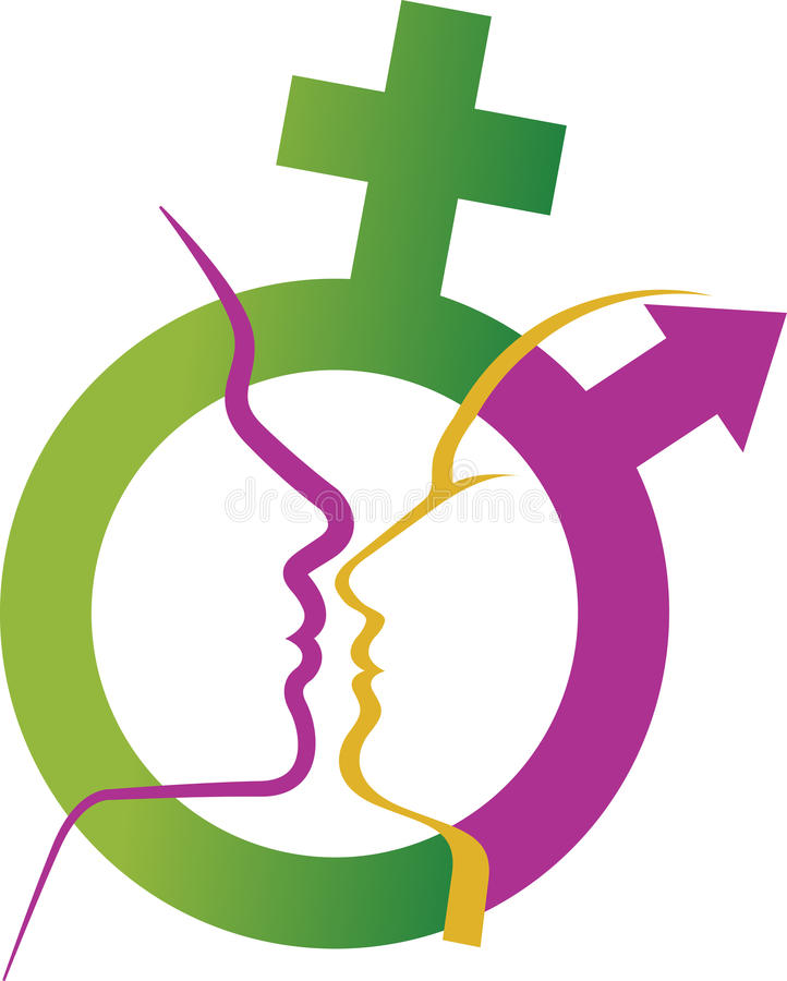 Символ секса бесплатная иллюстрация