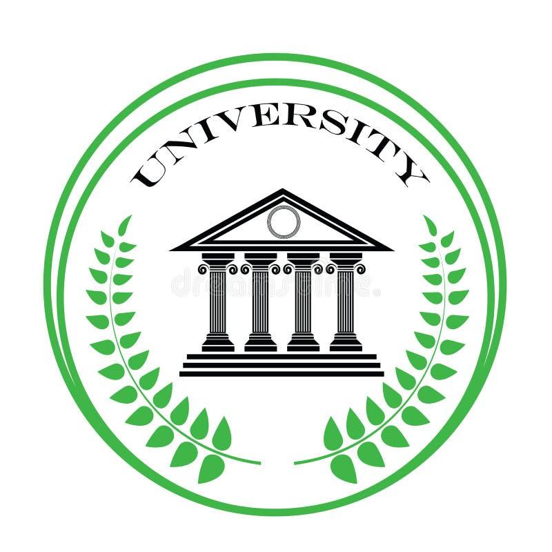 Символ университета бесплатная иллюстрация