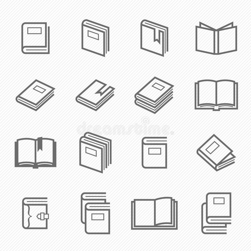 Символ хода плана книги бесплатная иллюстрация