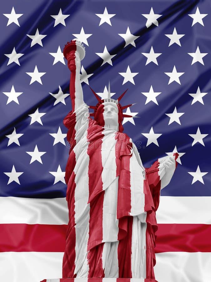 символы америки стоковое изображение