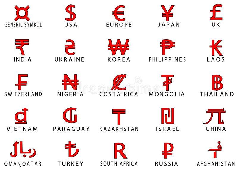 примере значки денег разных стран в картинках кнопку оставить