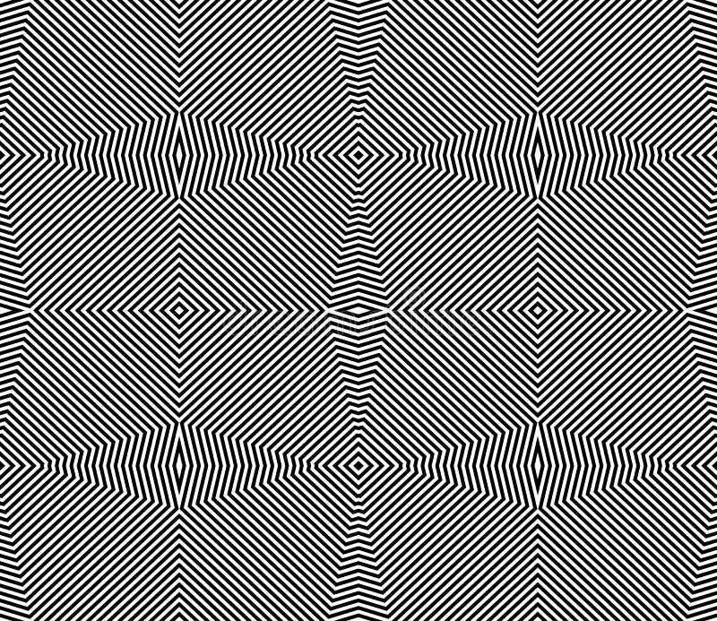 Download Симметричная решетка, картина сетки Плавно Repeatable Иллюстрация вектора - иллюстрации насчитывающей скачками, график: 81805213
