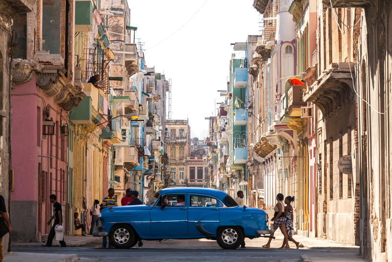 Симпатичная Гавана стоковые изображения