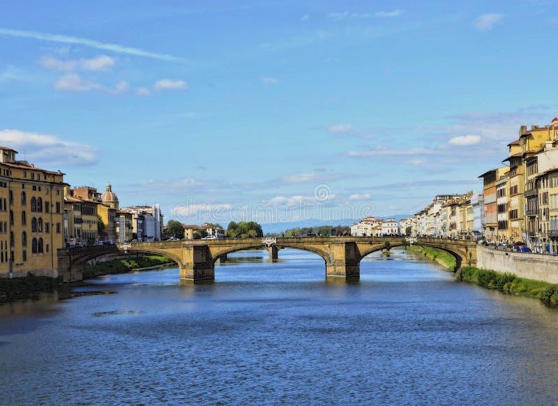 Симпатичная Флоренция стоковое изображение rf