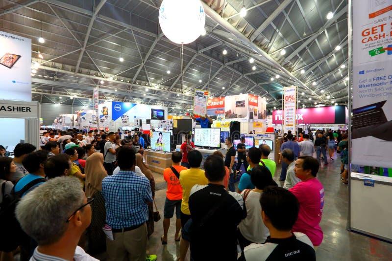 Сингапур: Шоппинг стоковое изображение