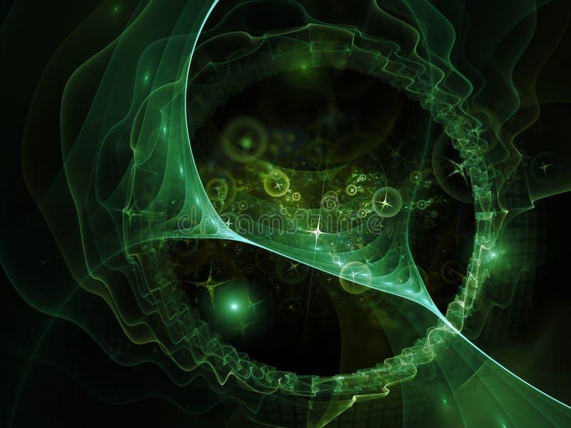 Download Синергии космоса иллюстрация штока. иллюстрации насчитывающей усилие - 40589179