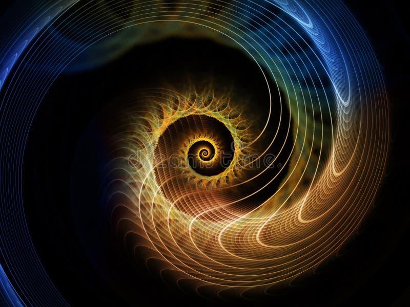 Download Синергии космоса иллюстрация штока. иллюстрации насчитывающей concept - 40589181