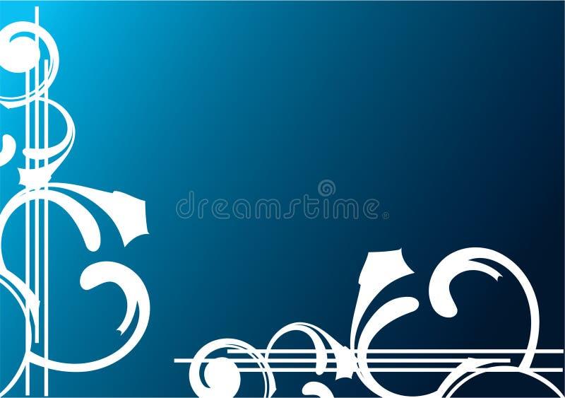 Download синь знамени иллюстрация вектора. иллюстрации насчитывающей творческо - 6855267