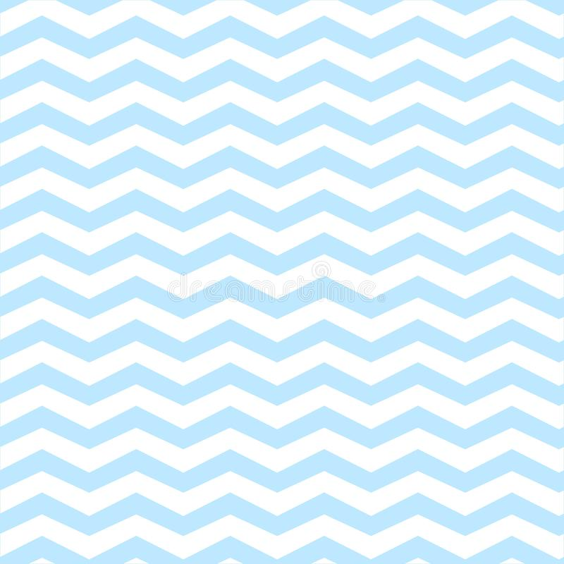 Синь картины Шеврона безшовная стоковые изображения