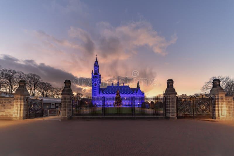 Синь на день 2018 прав человека стоковые изображения