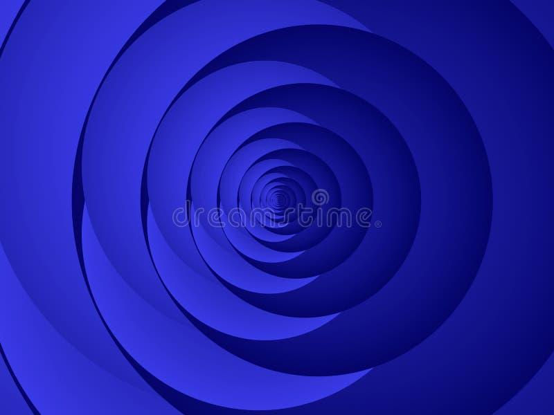 синь объезжает fractal41a бесплатная иллюстрация