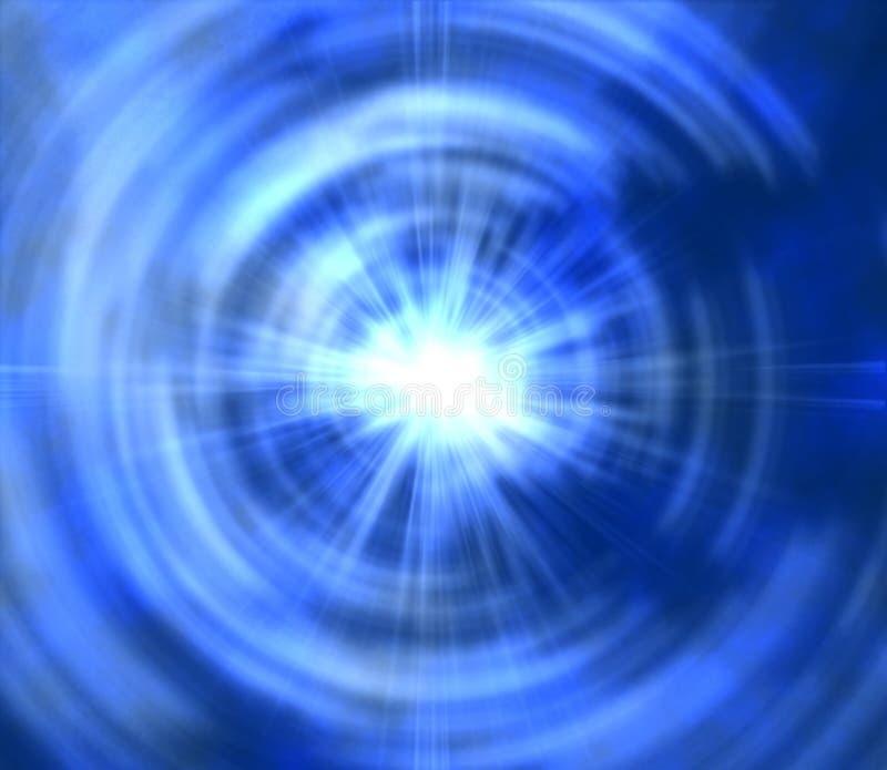 синь предпосылки иллюстрация штока