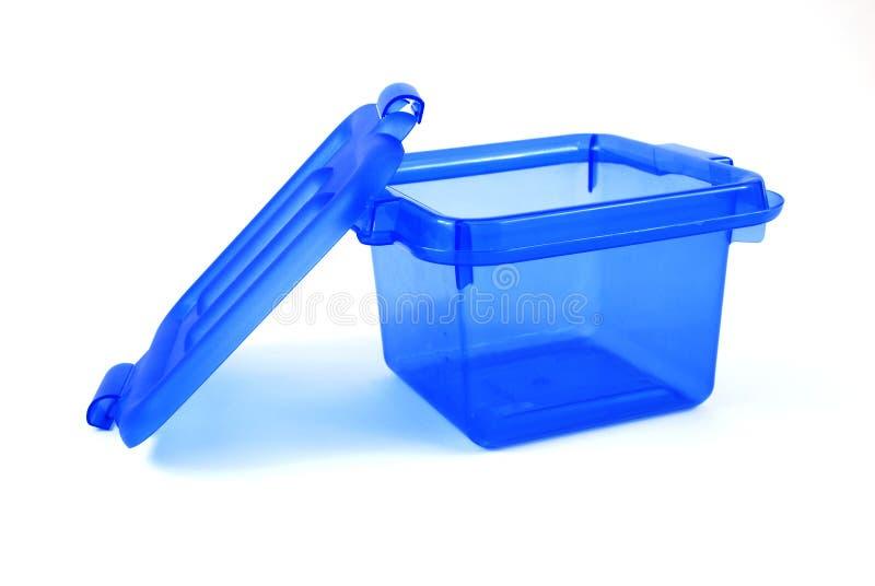 синь ящика стоковая фотография rf