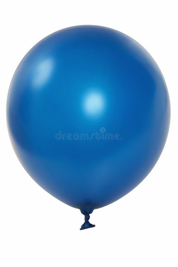 синь ballon стоковые фотографии rf