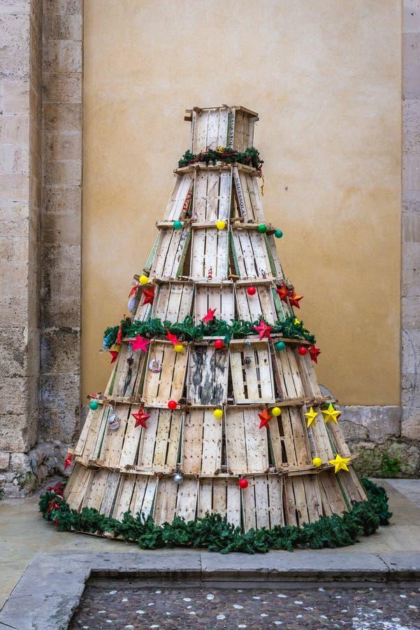 Сиракуз в Италии стоковая фотография rf