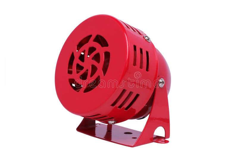 Сирена мотора стоковое изображение rf