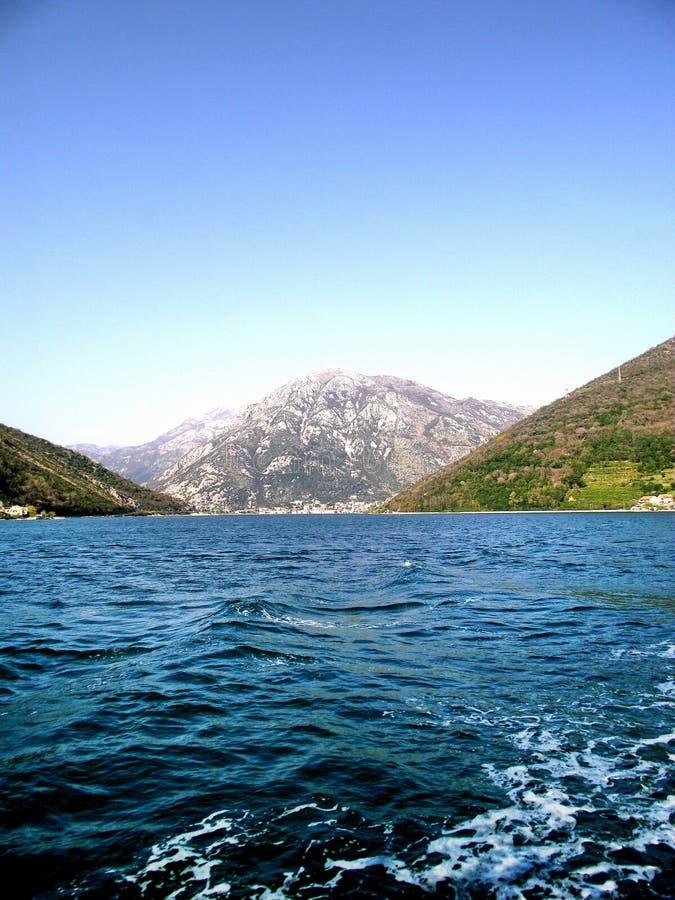 сиротливая гора стоковое изображение rf