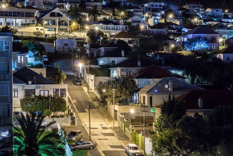 Сиротливый в Кейптауне стоковые изображения