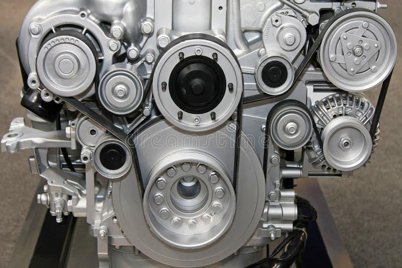 система двигателя пояса стоковая фотография rf