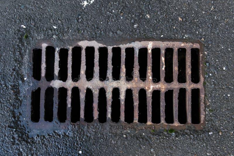 Система канализации стоковые фотографии rf