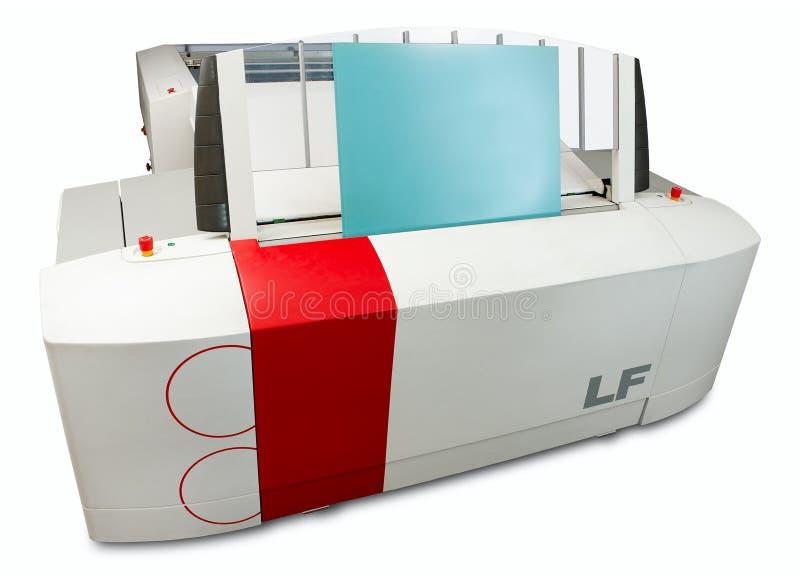 система плиты ctp компьютера к стоковая фотография rf