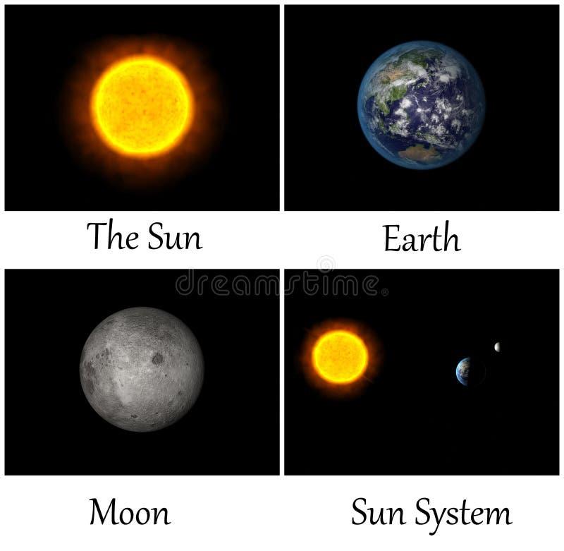 Download система солнца иллюстрация штока. иллюстрации насчитывающей ртуть - 18392653