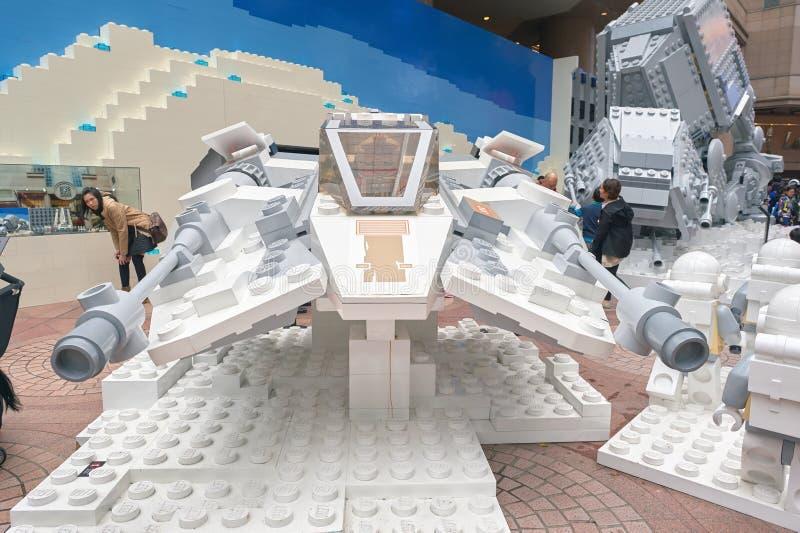 Сила будит выставку в Таймс площадь стоковая фотография rf