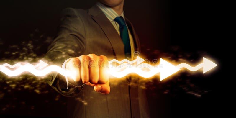 Сила в руках стоковые фото