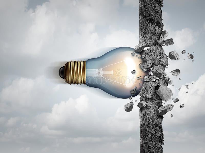 Сила идей бесплатная иллюстрация