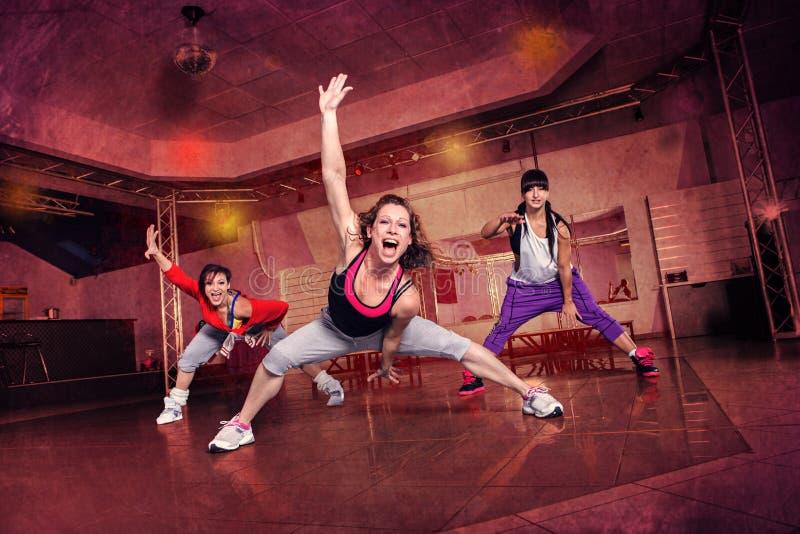 Сила танца стоковое изображение