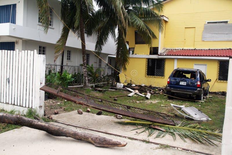 Сила урагана стоковое фото