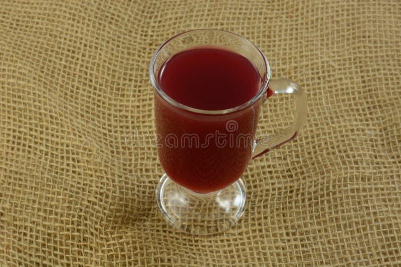 Сидр сока вишни стоковое фото rf
