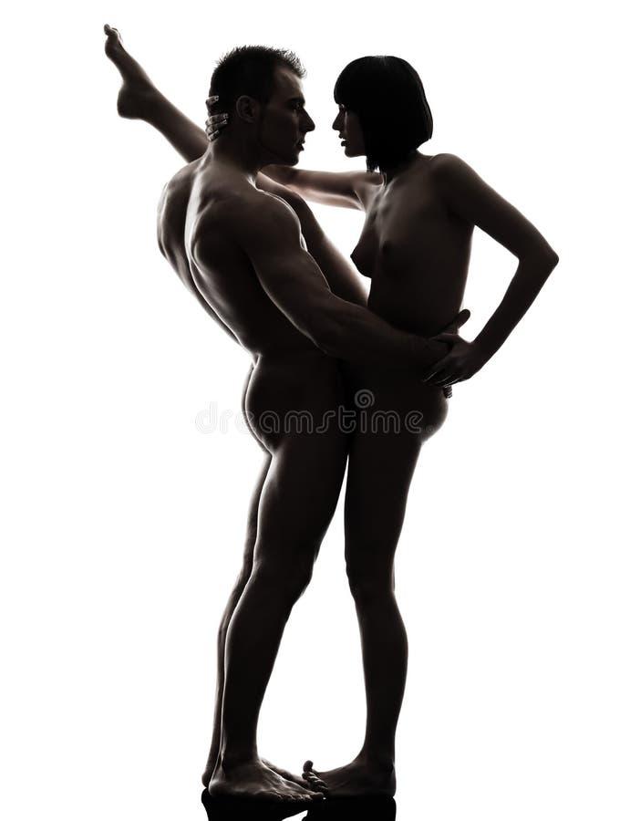 Секс силуэт