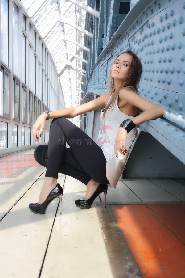 Сексуальная девушка стоковые изображения