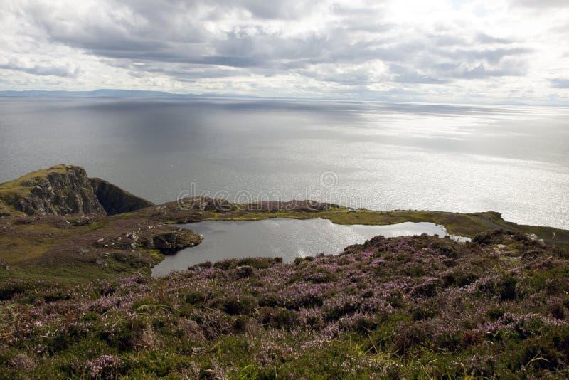 Скалы Ирландии стоковые фотографии rf