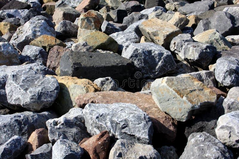 Скалы стоковые изображения