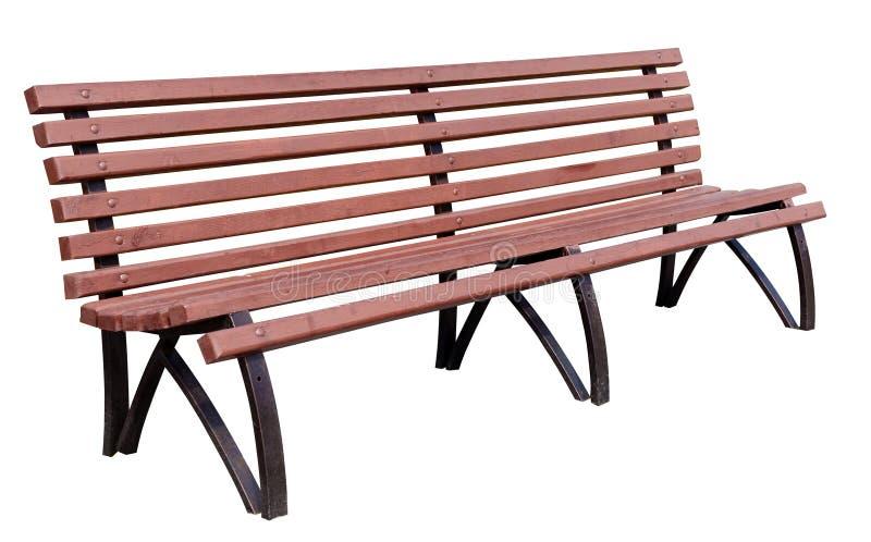 Скамейка в парке стоковое фото