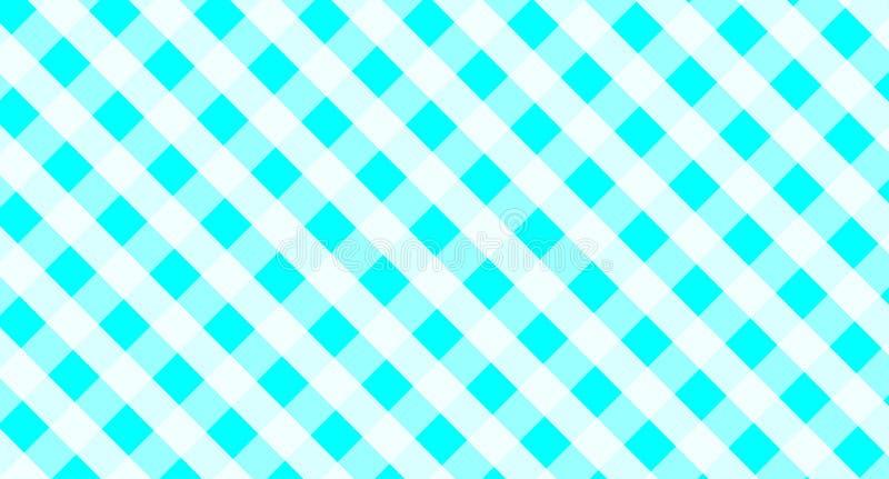 Скатерть для шотландки, предпосылки, скатертей для статей ткани стоковое изображение