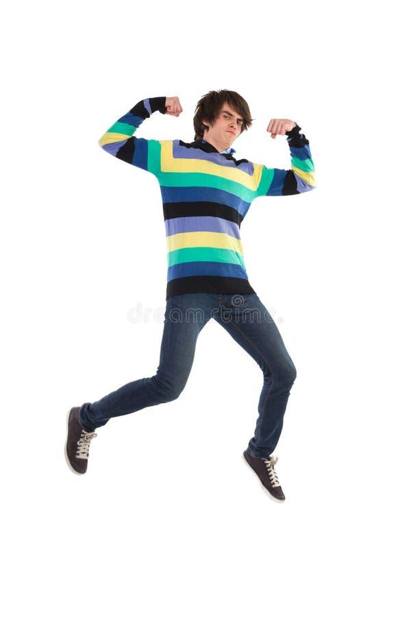 Download Скача молодой человек стоковое изображение. изображение насчитывающей содержание - 40581627