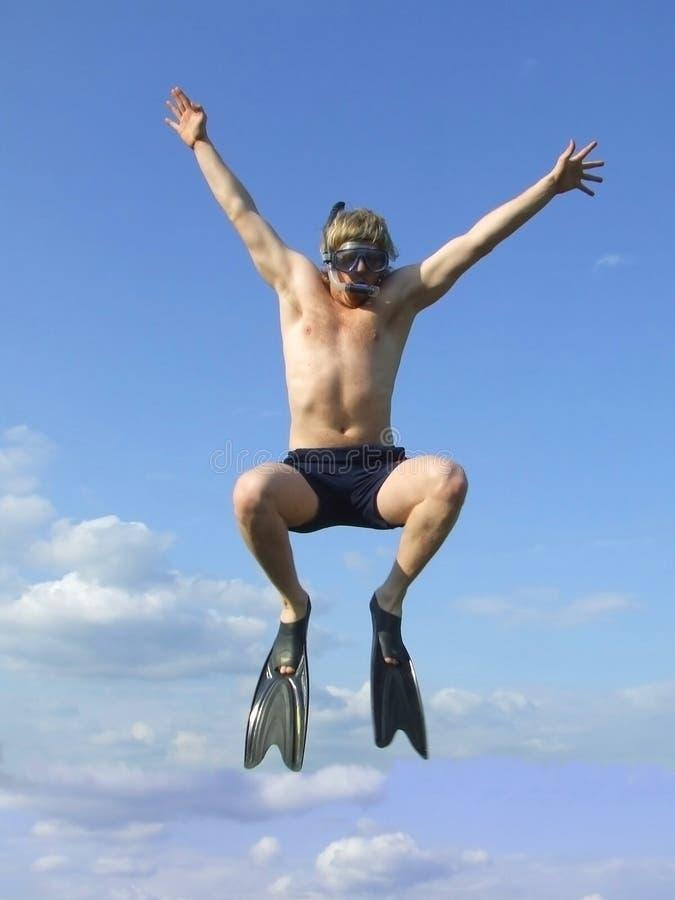 Download скача человек стоковое изображение. изображение насчитывающей актиния - 6853495