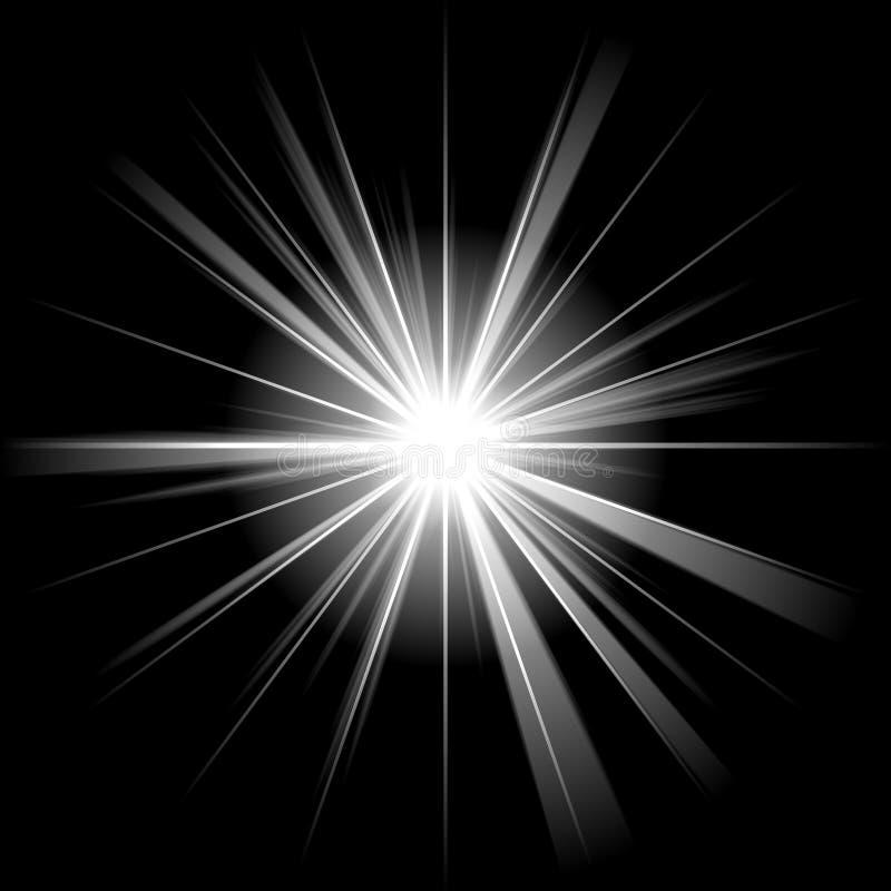 скачками белизна звезды бесплатная иллюстрация